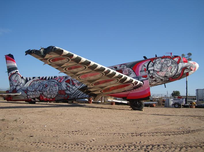 How&Nosm Boneyard_Project_Tucson_2011_courtesy SIMJEE TEXTOR Management