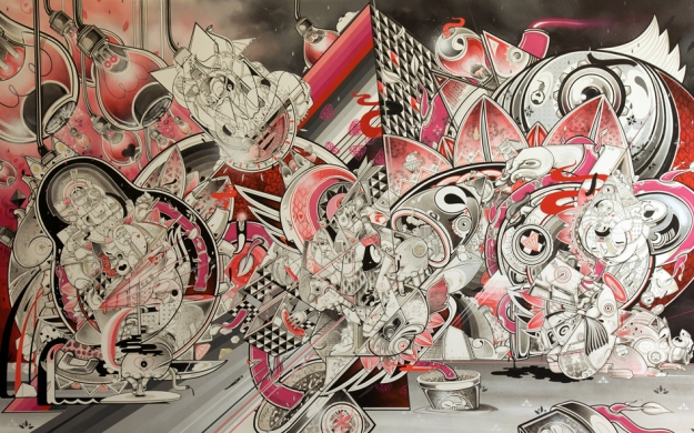 How&Nosm The Light Burden of Trust_2012_courtesy SIMJEE TEXTOR Management