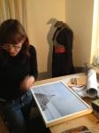 Jessica Segall Studio Visit