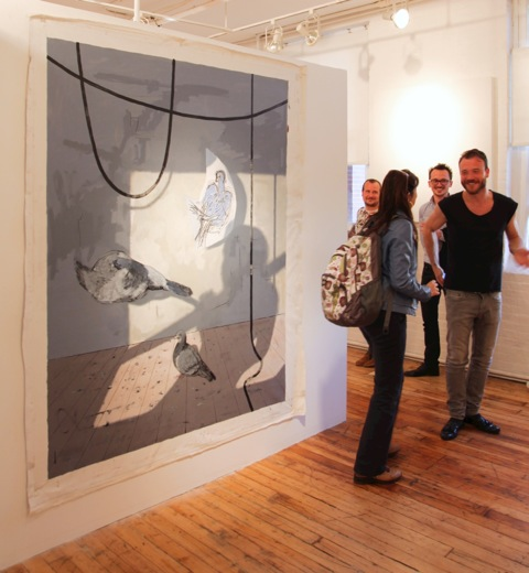Alessandro Del Pero@Tazza Gallery2