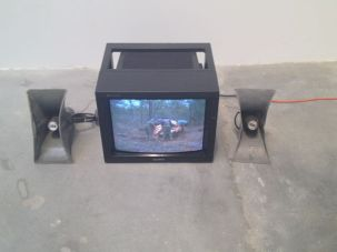 Dominic Nurre Conservative Video Work Giacomettis Elephant 2009-2013