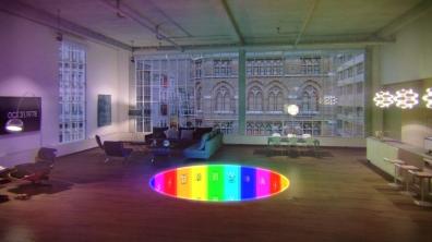 Jonathan Monaghan, Rainbow Narcosis, 2012