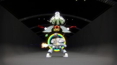 Jonathan Monaghan, Robot Ninja, 2013