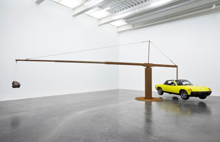 Chris Burden Benoit Pailley, 2013