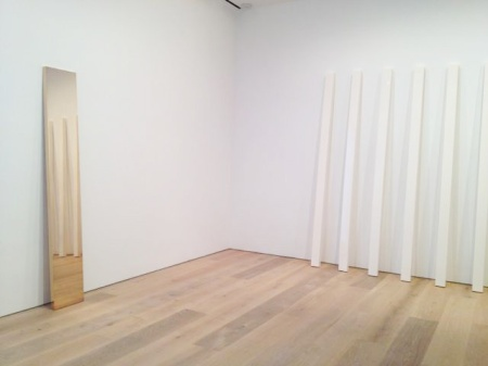 John McCracken @ David Zwirner NY6
