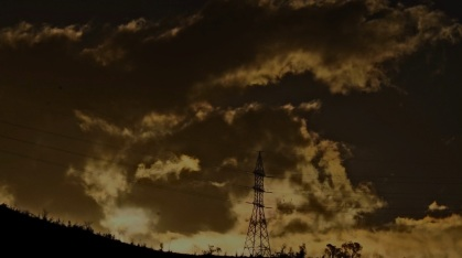 Marcos Kuzka, Towers, 2013, video, 2'48'' (video still)