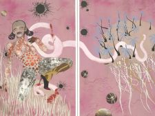 "Wangechi Mutu, ""A Fantastic Journey"" @ Brooklyn Museum, NY"