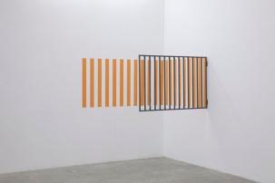 Daniel Medina, Reja Naranja Dispositivo Cinético-Social (Orange Bars Social-Kinetic Device) Daniel Medina