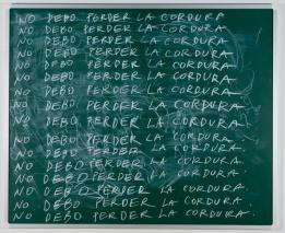 Priscilla Monge, No debo perder la cordura (I Should Not Lose my Sanity)