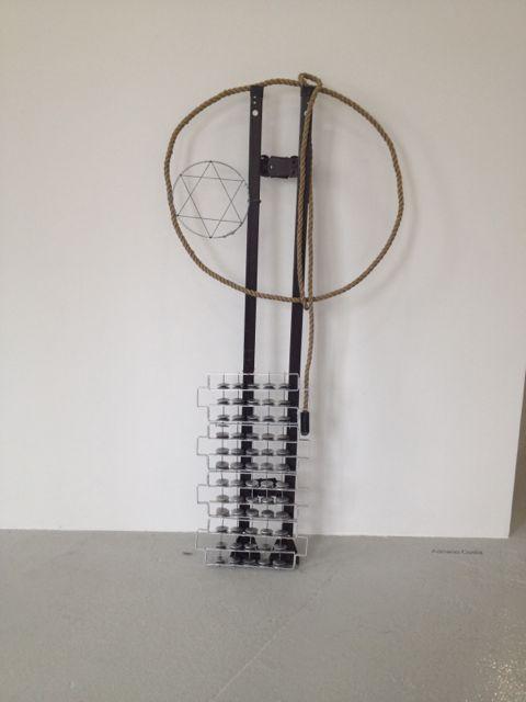 Adreano Costa, A history of tetanus Part II, 2014 @ Mendes Wood Sao Paolo