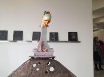 Alessandro Pessoli, La mia malinconia, 2013 @ Anton Kern Gallery