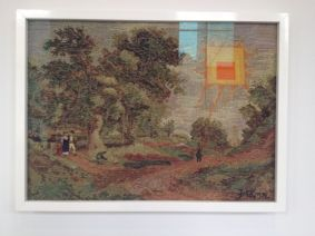 Francesco Vezzoli, A place in the sun, 2009 @ Franco Noero Gallery