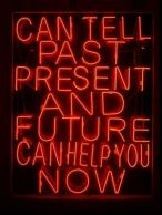 Michael East man, Can tell past, 2013, photography @ Edwyn Houk Gallery