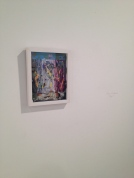 Karl Erickson, More, 2013, Collage, 8x10 inch