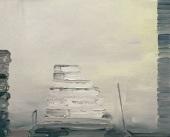 Rudy Cremonini, The storage, 2014, Oil on canvas, 20 x 16 inch