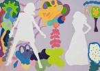 Maria Lynch Dolls Oil on canvas 2013