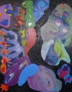 Maria Lynch Hybernation 4 2014 Oil on Canvas