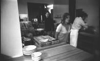 Gordon Matta Clark 'FOOD' (still of video)
