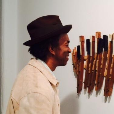 Tamar Ettun, pianoxilophone, 2014, (Installation View)