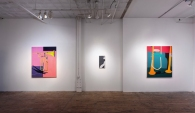 Dov Talpaz exhibition at Slag Gallery, New York