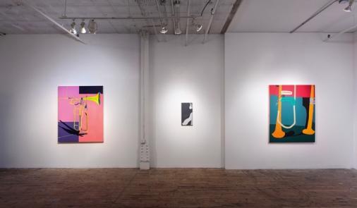 Dov Talpaz exhibition at Slag Gallery, New York