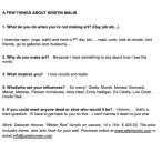 About Kristin Malin