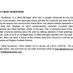 About Mary Sunstrom