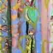 """Margaret Tsirantonakis, """"Muse"""" Oil on linen, 10 x 8"""